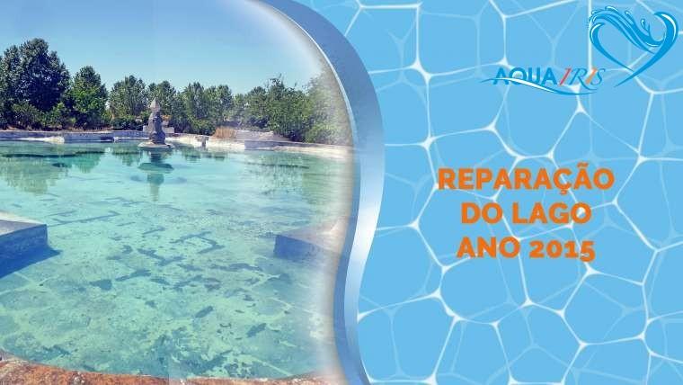 Reparação do Lago no Alentejo