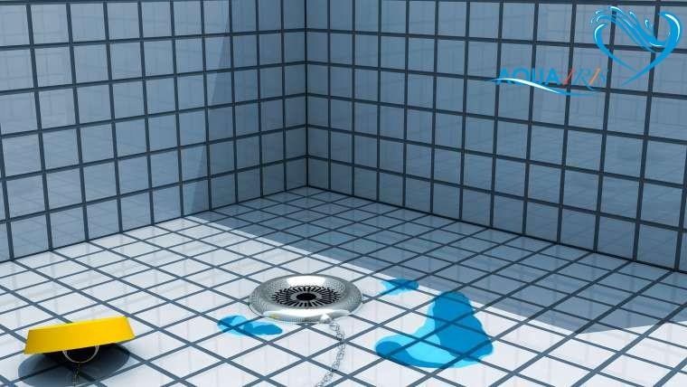 A sua piscina perde água?