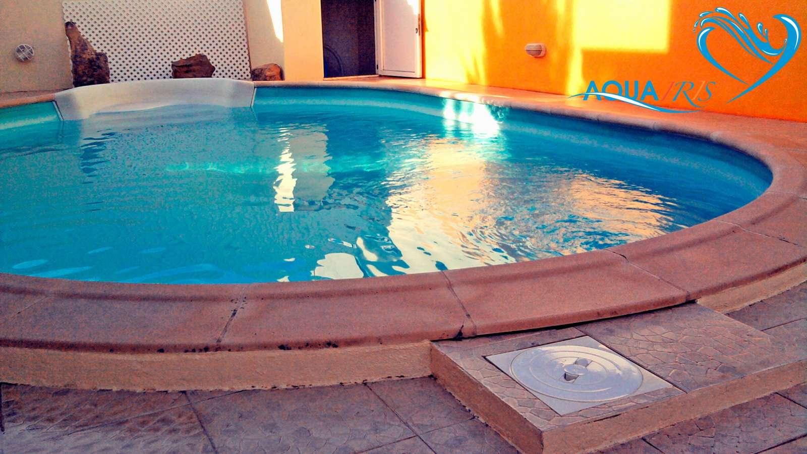 Tratamento agua verde piscina aboboda depois servi os de repara o da piscina - Agua de piscina verde ...