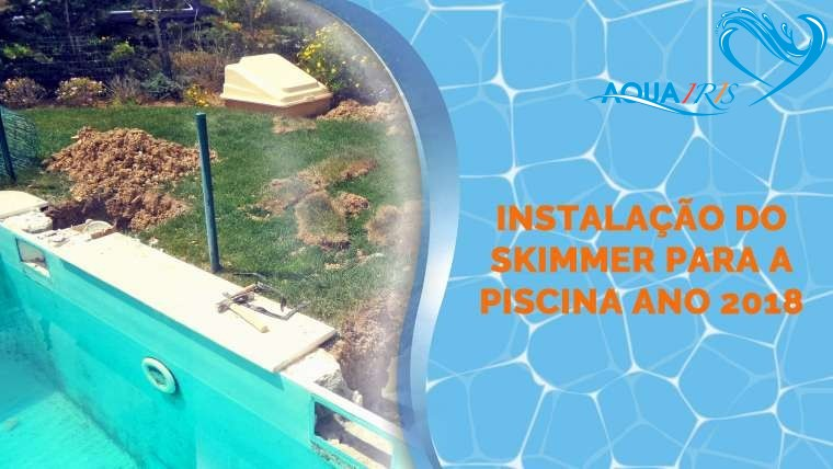 Reparação de Skimmers da piscina em Penha Longa