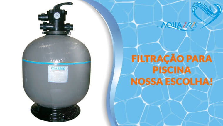 FILTRO para piscina WATERCO TOP