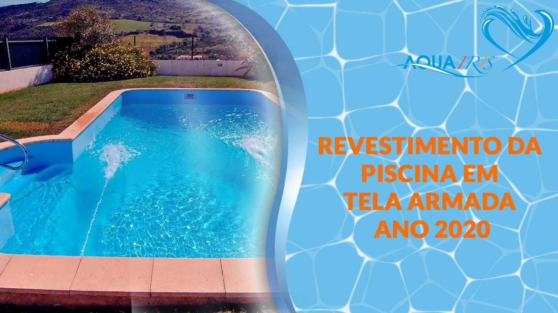 Reparação da piscina em Arruda dos Vinhos