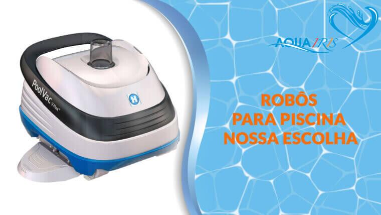 Aspirador POOLVAC V-FLEX