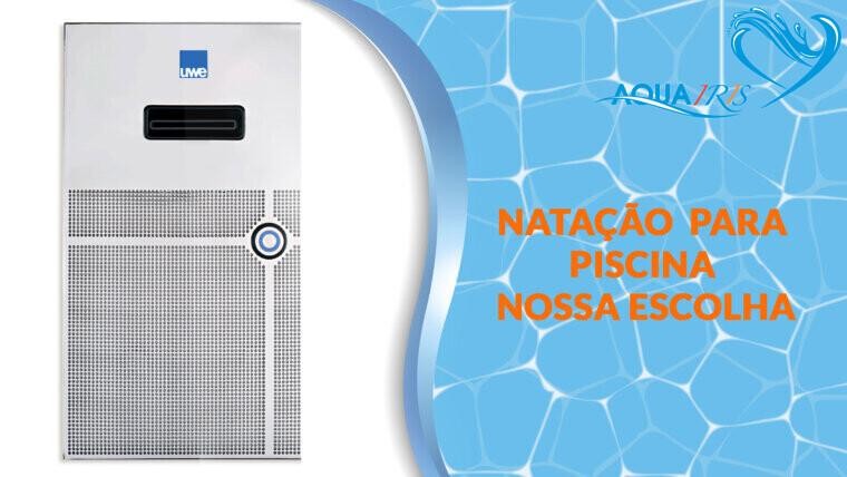 NADAR CONTRA-CORRENTE PURO COMPACT para piscina