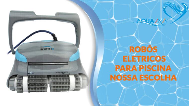 ROBÔ ELÉTRICO DOLPHIN ZENIT 20 CB