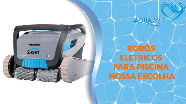 ROBÔ ELÉTRICO DOLPHIN ZENIT 60 CB