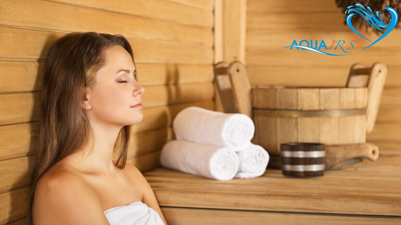 Beneficios da sauna