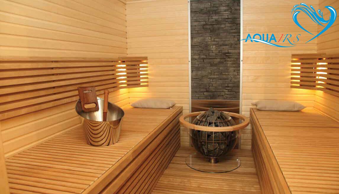 SPA, mini-piscina, banho turco ou sauna. O que escolher?